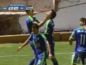 Real Garcilaso vs. Sporting Cristal: Luis Abram anotó al minuto de juego