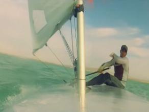 Río 2016: Stefano Peschiera, el primer velerista peruano en unos Juegos Olímpicos
