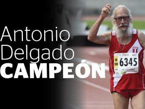 Orgullo arequipeño para el mundo: El atleta Antonio
