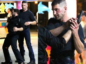 Daredevil: Publican imágenes de The Punisher