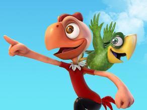 Condorito: mira el primer avance de la película animada