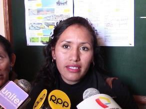 Huancayo: madre exige captura de padrastro que mató a menor
