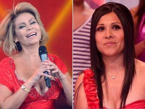 Tula Rodríguez espera reunirse con Gisela Valcárcel