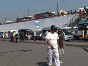 El Agustino: serenos reforzarán la vigilancia de Puente Nuevo