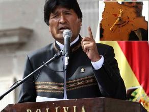 Morales pide a indígenas de Ecuador no ser