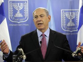 Piden al Parlamento británico la detención de Benjamin Netanyahu