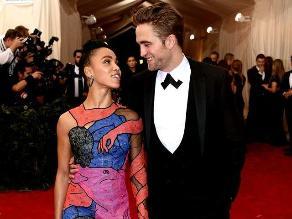 Robert Pattinson: Su novia jamás vio