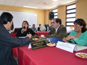Congresistas interrogan a Belaunde Lossio en el penal Ancón 1
