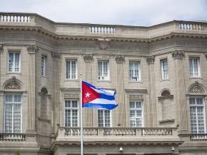 EEUU invita a Suiza a la ceremonia de reapertura de su embajada en Cuba