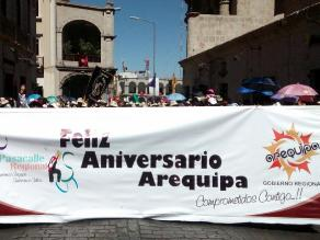 Arequipa: 15 de agosto feriado cívico no laborable