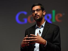 Google tiene nuevo CEO: Sundar Pichai