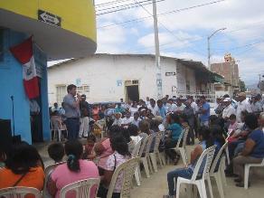 Lambayeque: gestionan anular registro de tierras de comunidad de Olmos