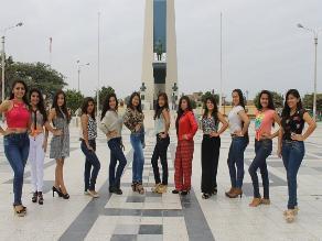 Chiclayo: doce jovencitas disputarán cetro de Señorita Victoria