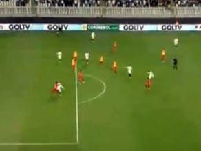 Universitario de Deportes vs. Deportivo Anzoátegui: El gol de Ángel Romero