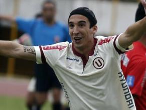 Universitario de Deportes vs. Anzoátegui: Alemanno pone el tercer gol crema