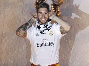 Real Madrid cierra la renovación de Sergio Ramos hasta 2020