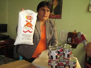 Ayacucho: productos del Vaso de Leche no contaban con registro sanitario