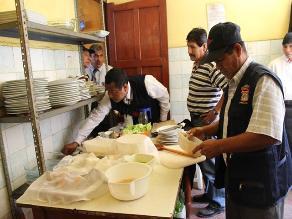 Chiclayo: vendedores de comida no cuentan con carnet de salubridad