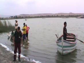 Puno: hallan cadáver de pescador en la laguna Lagunillas en Lampa