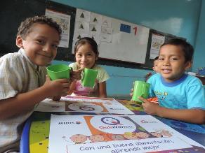 Chiclayo: supervisan entrega de desayunos escolares en Ferreñafe