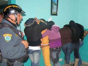 Piura: autoridades piden denunciar casos de trata de personas