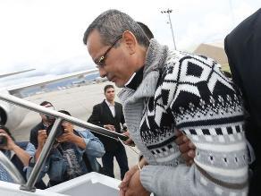 Orellana: Me ofrecieron trato para involucrar a fiscal en caso de corrupción