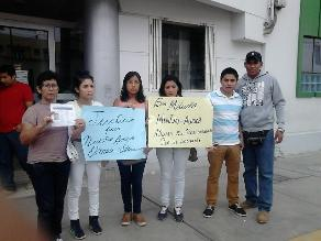 Chiclayo: realizarán vigilia por joven deportista atropellado
