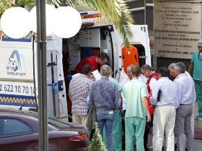 Torero español en estado crítico tras cornada