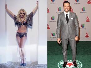 Britney Spears actuará junto a Jaime Camil