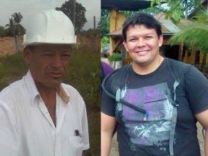 Tarapoto: hallan muertos a padre e hijo que fueron secuestrados