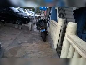 WhatsApp: motocicletas bloquean tránsito peatonal en SMP
