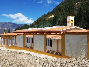 La Libertad: sector de Marcabal cuenta con nuevo puesto de salud