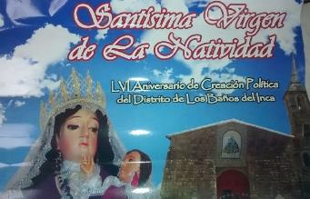 Cajamarca: Baños del Inca se prepara a celebrar la fiesta de Huanchaco