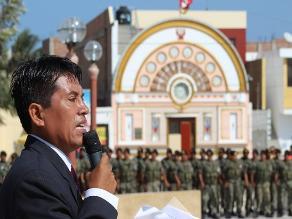 Chiclayo: denuncian a alcalde de Ciudad Eten por colusión
