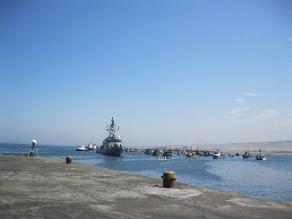 La Libertad: tras 5 días reabren puerto de Salaverry, Chicama y Pacasmayo