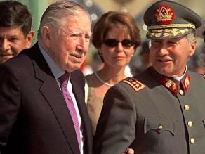 Chile: Se suicida general sentenciado por crimenes durante dictadura