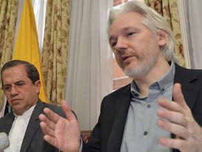 Assange lamenta no poder defenderse ante acusaciones de acoso sexual