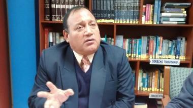 Chimbote: decano del CAS también critica elección de Samuel Sánchez