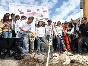 Amazonas: inician construcción de las Telecabinas de Kuélap
