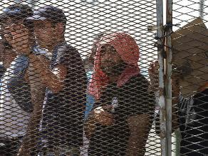 Número de inmigrantes en la UE se ha triplicado este año, según Frontex