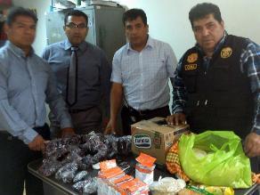 Huaura: hallan celulares y cargadores dentro de penal de Carquín