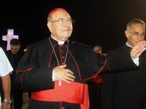 Piura: enviado del Papa Francisco preside Décimo Congreso Eucarístico