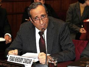 Abren acusación fiscal contra exmandos militares por caso Global CST