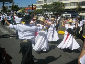 Arequipa: 80 delegaciones participarán en el Corso de la Amistad