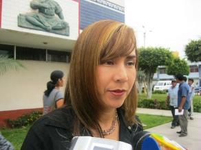 Chiclayo: declararían reo contumaz a exregidora por no asistir a audiencia