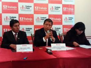 Tarapoto: mil puestos de trabajo formal se ofrecieron en Semana del Empleo