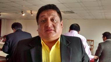 Huaraz: dictan orden de captura contra consejero Ángel Durán