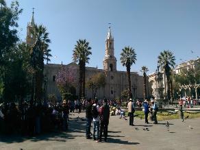Arequipa: fiscal pide suspensión de concierto programado en Estadio Melgar