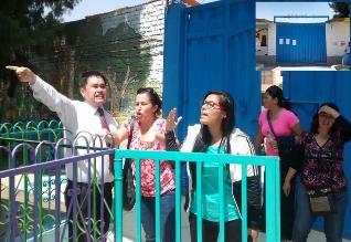 Chiclayo: padres enfurecidos por cierre intempestivo colegio privado