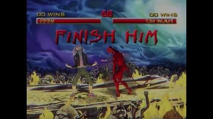 Iron Maiden estrena videoclip de su nuevo tema Speed of Light